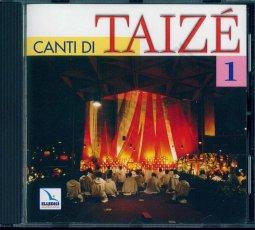 Copertina di 'Canti di Taizé. Vol. 1. Cd audio'