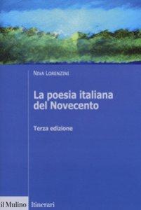 Copertina di 'La poesia italiana del Novecento. Ediz. ampliata'