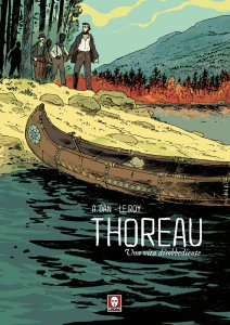 Copertina di 'Thoreau. Una vita disobbediente'