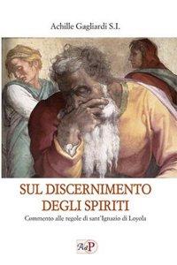 Copertina di 'Sul discernimento degli spiriti'