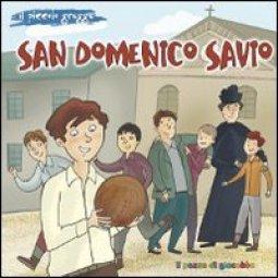 Copertina di 'San Domenico Savio'