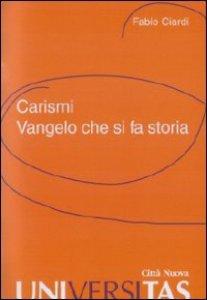 Copertina di 'Carismi'