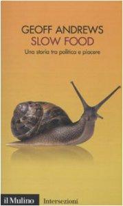 Copertina di 'Slow food'