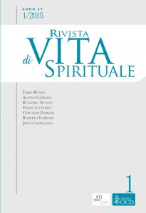 Rivista di Vita Spirituale - 2015/1
