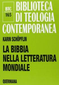 Copertina di 'La Bibbia nella letteratura mondiale'