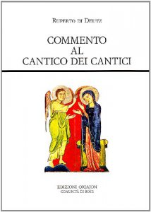 Copertina di 'Commento al Cantico dei Cantici. De incarnatione Domini'