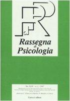 Rassegna di psicologia (2007)