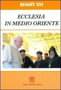 Copertina di 'Ecclesia in Medio Oriente'