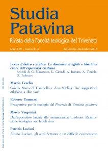 Studia Patavina 2018/3