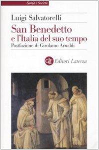 Copertina di 'San Benedetto e l'Italia del suo tempo'