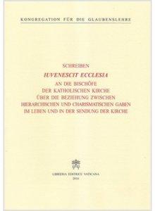 Copertina di 'Iuvenescit Ecclesia. Tedesco'