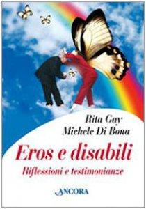 Copertina di 'Eros e disabili'
