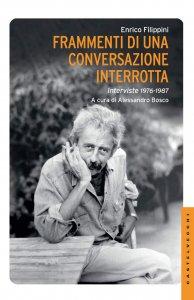 Copertina di 'Frammenti di una conversazione interrotta'