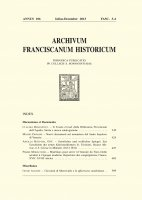 Nuovi documenti sul monastero del Santo Sepolcro di Venezia (pp. 425-456) - Mauro Papalini