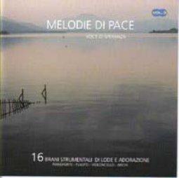 Copertina di 'Melodie di Pace [vol_3] Voce di Speranza'