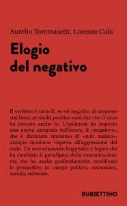 Copertina di 'Elogio del negativo'