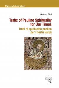 Copertina di 'Traits of Pauline Spirituality for Our Times'