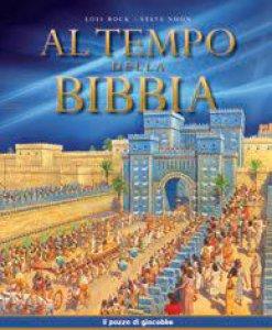 Copertina di 'Al tempo della Bibbia'