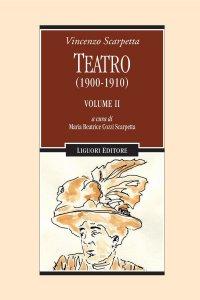 Copertina di 'Teatro (1900-1910)'