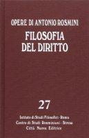 Filosofia del diritto - Antonio Rosmini