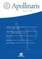 Apollinaris 2019 | XCII | 2