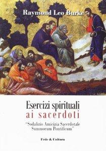 Copertina di 'Esercizi spirituali ai sacerdoti'