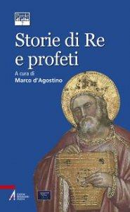 Copertina di 'Storie di re e profeti'