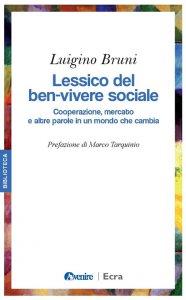 Copertina di 'Lessico del ben-vivere sociale'