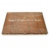 Immagine di 'Leggio in legno chiaro stile moderno - dimensioni 21x31 cm'