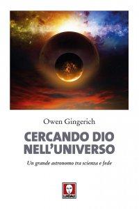 Copertina di 'Cercando Dio nell'universo'
