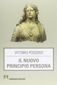Copertina di 'Il nuovo principio persona'