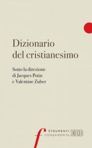Copertina di 'Dizionario del cristianesimo'