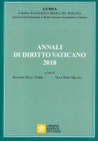 Annali di diritto vaticano 2018