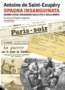 Copertina di 'Spagna insanguinata. Guerra civile: riflessioni sulla vita e sulla morte'