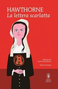 Copertina di 'La lettera scarlatta. Ediz. integrale'