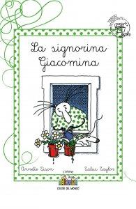 Copertina di 'La signorina Giacomina'