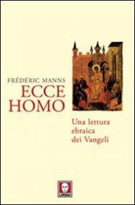 Copertina di 'Ecce homo'