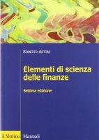 Elementi di scienza delle finanze - Artoni Roberto