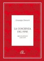 La coscienza del fine - Giuseppe Dossetti