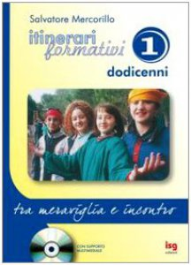 Copertina di 'Itinerari formativi. Con CD-ROM vol.1'