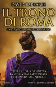 Copertina di 'Il trono di Roma'