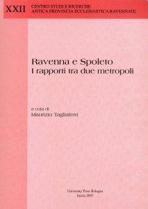 Copertina di 'Ravenna e Spoleto'