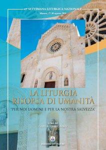 Copertina di 'La liturgia risorsa di umanità'