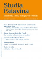 Studia Patavina 2015/3