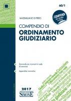 Compendio di Ordinamento Giudiziario - Massimiliano Di Pirro