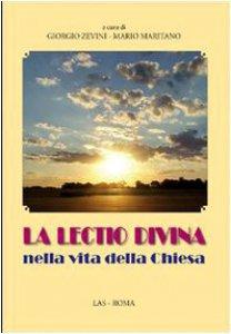 Copertina di 'La lectio divina nella vita della Chiesa'