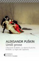 Umili prose - Aleksandr Puškin