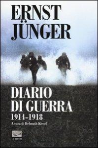 Copertina di 'Diario di guerra 1914-1918'
