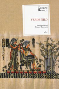 Copertina di 'Verde Nilo'