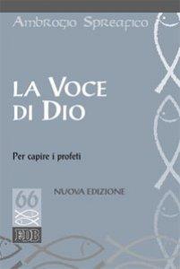 Copertina di 'La voce di Dio'